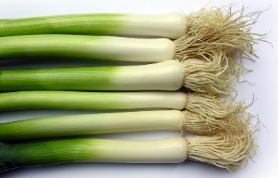Leeks- higher supply did not stop price increase
