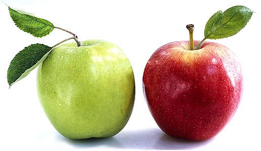 Кращі притчі українською мовою. Краща притча. Два яблука.
